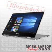 """ASUS VivoBook TP401M 14"""" (Intel Celeron N4000, 4GB RAM, 64GB SSD) visszahajtható érintőkijelzővel"""