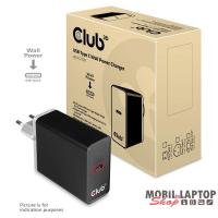 CLUB3D USB-C 27W power adapter