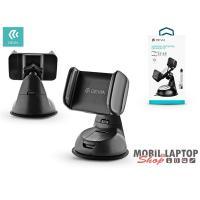 Devia ST331749 Devia Car Mount V2 tapadókorongos univerzális autós mobiltelefon tartó