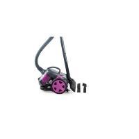 Dimarson DM-1306 lila/szürke porzsák nélküli porszívó