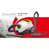Dimarson DM-1308 fehér/zöld porzsákos porszívó