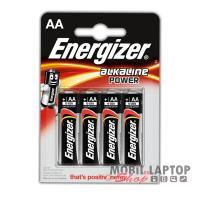 Elem Energizer AA LR06 E92 BL4 (4db/csomag)