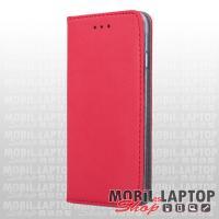Flippes tok Samsung A405 Galaxy A40 piros oldalra nyíló