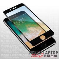 Fólia Samsung A515 Galaxy A51 fekete kerettel teljes kijelzős ÜVEG