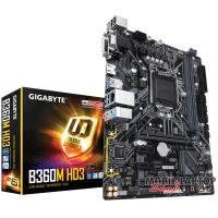 Gigabyte GA-B360M HD3 Intel B360 LGA1151 mATX alaplap
