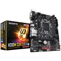 Gigabyte H310M-S2H 2.0 Intel H310 LGA1151 mATX alaplap
