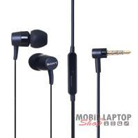 Headset sztereo Sony MH-750 3,5mm fekete