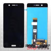 Kijelző Nokia 5 fekete + szervizelési díj