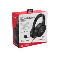 Kingston HyperX Cloud Orbit S Fekete gamer headset