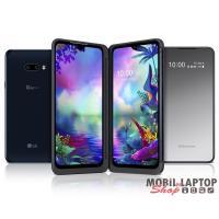 "LG G8X 6,4"" LTE 6/128GB Dual SIM két kijelzős fekete okostelefon"