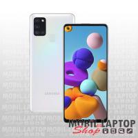Samsung A217 Galaxy A21S dual sim 32GB fehér FÜGGETLEN