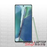 Samsung N980 Galaxy Note 20 (8GB/256GB) dual sim zöld FÜGGETLEN
