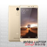 Xiaomi Redmi Note 4 32GB dual sim arany FÜGGETLEN