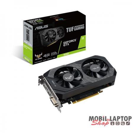ASUS TUF-GTX1650-4G-GAMING nVidia 4GB GDDR5 128bit PCIe videokártya