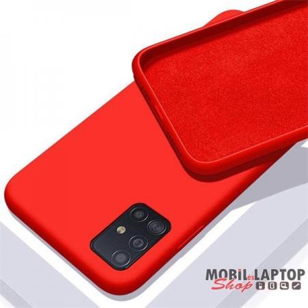 Cellect CEL-PREM-LG-K42-R LG K42 piros szilikon tok
