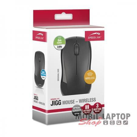 Egér wireless JIGG fekete SL-6300-BK SPEEDLINK  c28d0ac9f1