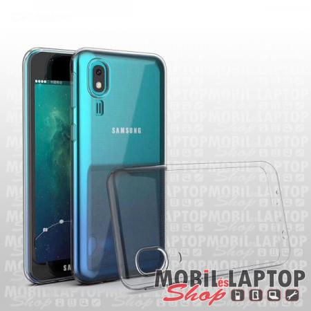 Szilikon tok Samsung A260 Galaxy A2 Core ultravékony átlátszó